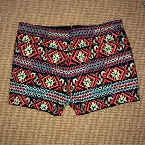 Colorful Shorts NWOT